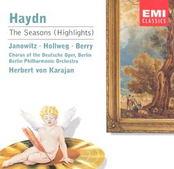 Herbert von Karajan - Haydn: The Seasons (Highlights)