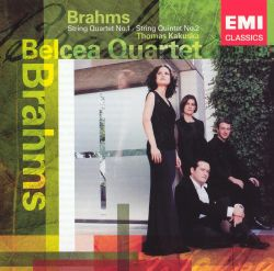 Belcea Quartet - Brahms: String Quartet No. 1; String Quintet No. 2
