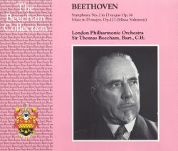 The Beecham Collection, Vol. 5: Beethoven