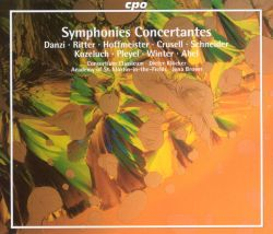 Academy of St. Martin-in-the-Fields / Consortium Classicum - Symphonies Concertantes