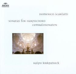 Scarlatti: Sonatas for Harpsichord