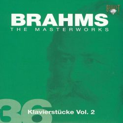 Brahms: Late Piano Pieces