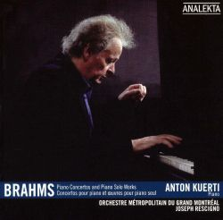Brahms: Piano Concertos and Solo Piano Works