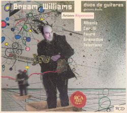 Julian Bream / John Williams - Bream, Williams: Duos de Guitares