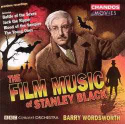 BBC Concert Orchestra - The Film Music of Stanley Black