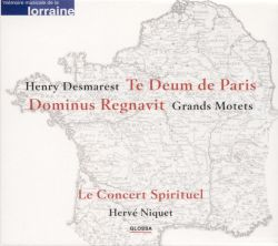 Henry Desmarest: Grands Motets
