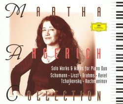 Martha Argerich - Martha Argerich Collection: Solo Works & Works for Piano Duo