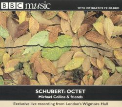 Michael Collins - Schubert: Octet