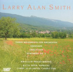 Wroclaw Philharmonic Orchestra - The Music of Larry Alan Smith