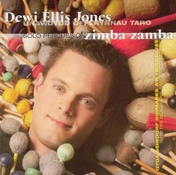 Dewi Ellis Jones - Zimba Zamba: Solo Percussion