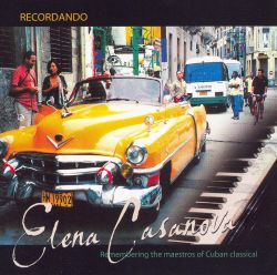 René Touzet - Recordando: Remembering the Maestros of Cuban Classical