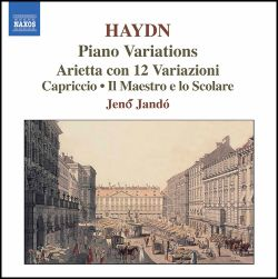 Haydn: Piano Variations
