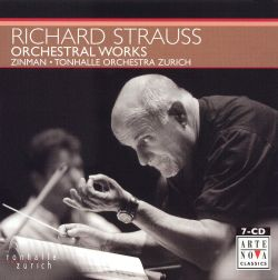 David Zinman - Richard Strauss: Orchestra Works [Box Set]