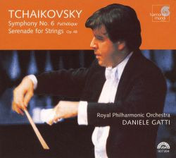 "Tchaikovsky: Symphony No. 6 ""Pathétique""; Serenade for Strings, Op. 48"