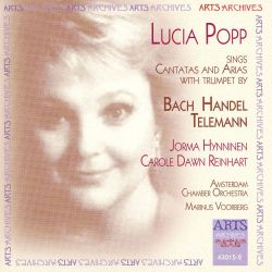 Lucia Popp Sings Cantatas and Arias with Trumpet