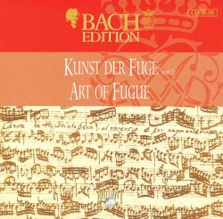 Bach: Art of Fugue (Part 2)