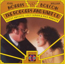 William Bolcom - The Rodgers & Hart CD