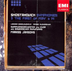 "Shostakovich: Symphonies Nos. 3 ""The First of May"" & 14"