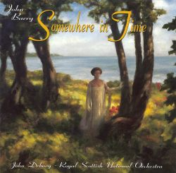 John Barry: Somewhere in Time