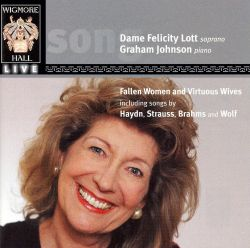 Felicity Lott - Fallen Women & Virtuous Wives