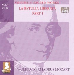 Peter Maag - Mozart: Complete Works, Vol. 7 - Sacred Works, Disc 16