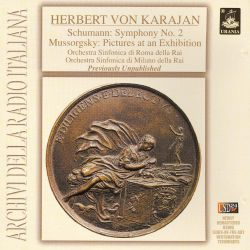 Schumann: Symphony No. 2; Mussorgsky: Pictures at an Exhibition
