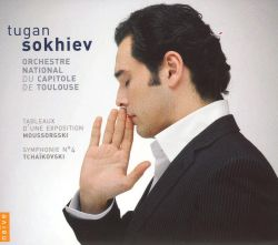 Mussorgsky: Pictures at an Exhibition; Tchaikovsky: Symphony No. 4