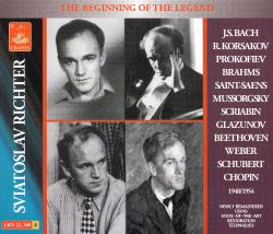 Sviatoslav Richter - The Beginning of the Legend
