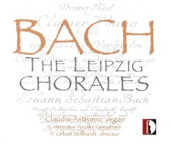 Bach: The Leipzig Chorales