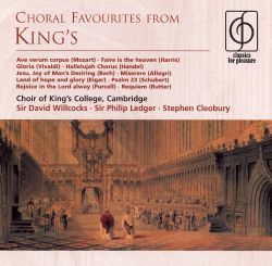 King's College Choir of Cambridge - Choral Favourites from King's