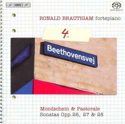 Beethoven: Complete Works for Solo Piano, Vol. 4 - Ronald Brautigam