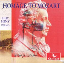 Eric Himy - Homage to Mozart