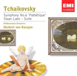 Tchaikovsky: Symphony No. 6 'Pathétique'; Swan Lake Suite