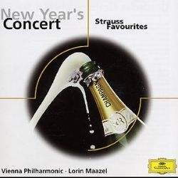 New Year's Concert: Strauss Favourites