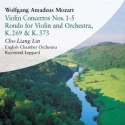 Mozart: Violin Concertos Nos. 1-5; Rondo for Violin and Orchestra K.269 & K 373