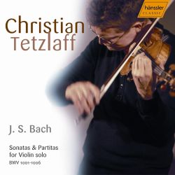 Bach: Sonatas & Partitas for Violin solo
