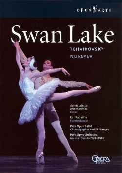 Rudolf Nureyev / Vello Pähn - Tchaikovsky: Swan Lake [DVD Video]