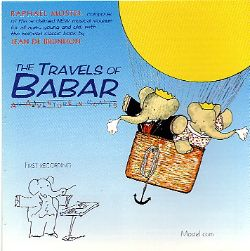 The Travels of Babar: An Adventure in Scales