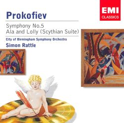 Prokofiev: Symphony No. 5; Ala et Lolly (Scythian Suite)