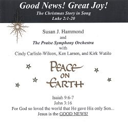 Susan Hammond - Good News! Great Joy!