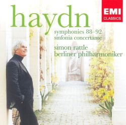 Haydn: Symphonies Nos. 88-92; Sinfonia Concertante