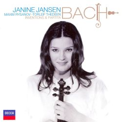 Bach: Inventions & Partita