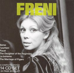 Mirella Freni - Legendary Performances of Freni