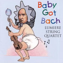 Lumiere String Quartet - Baby Got Bach