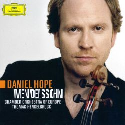 Daniel Hope - Daniel Hope Plays Mendelssohn
