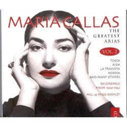 Maria Callas: The Greatest Arias, Vol. 2