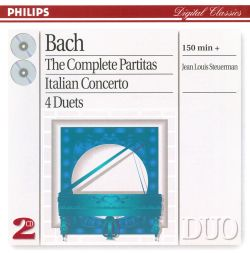 Jean Louis Steuerman - Bach: The Complete Partitas
