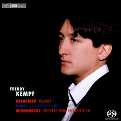 Freddy Kempf Plays Balakirev, Ravel & Mussorgsky