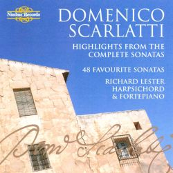 Scarlatti: Highlights from the Complete Sonatas