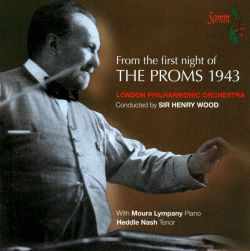 Henry J. Wood - From the First Night of the Proms 1943
